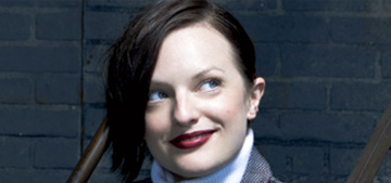 Elisabeth Moss: 'Not everyone I've worked with has been a f—ing angel'