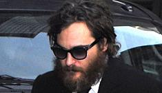 Joaquin Phoenix wanted to be mocked at the Oscars