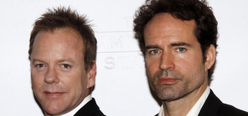 Jason Patric got so angry & drunk that he horrified Kiefer Sutherland
