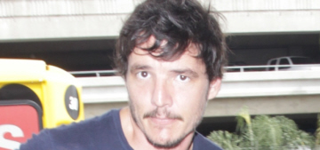 Pedro Pascal went shirtless for the ALS Ice Bucket Challenge: sexy or meh?