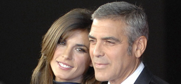 Elisabetta Canalis on Clooney: 'There is no mystery, no contract, no secrets to hide'