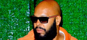 Suge Knight was shot SIX times at Chris Brown's pre-VMA party this weekend
