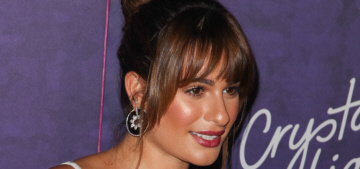 2014 Emmys Open Post: Hosted by Lea Michele's Bangs Trauma