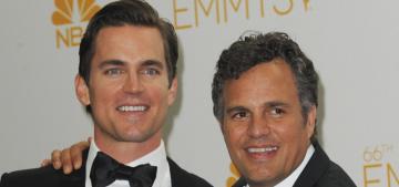 Hot Guys Emmys: Bomer, Ruffalo, Idris, Chiwetel, Nikolaj & more