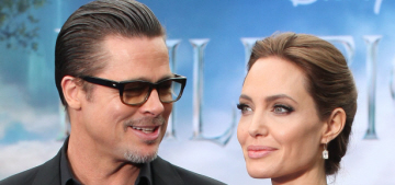 Angelina Jolie & Brad Pitt got married at Chateau Miraval in France this weekend