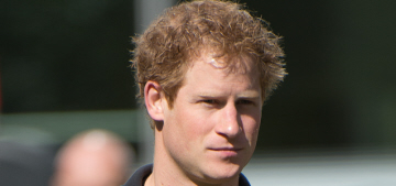 Prince Harry took new girlfriend Camilla Thurlow on a luxury yacht vacation