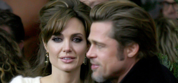 Analysis: How did Brad Pitt & Angelina Jolie manage to marry so quietly?