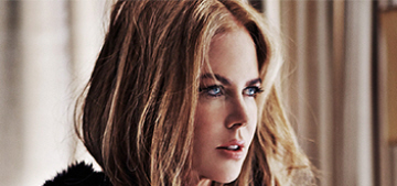 Nicole Kidman would 'much rather have a family' than all the awards & accolades