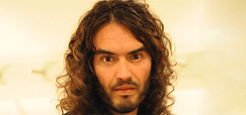 Russell Brand's documentary will feature his time with Katy Perry: revenge?