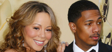 Mariah Carey spends $46K a year on spa treatments… for her eight dogs