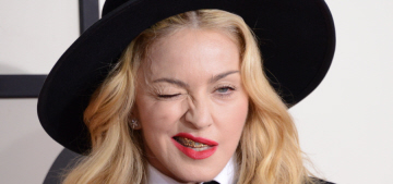 Madonna wrote a song about how much she hates 'copycat' Lady Gaga