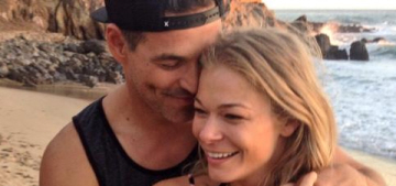 LeAnn Rimes celebrated her 32nd birthday by tweeting about her unicorn cake