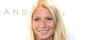 Gwyneth Paltrow deigns to collaborate with peasant Diane Von Furstenberg