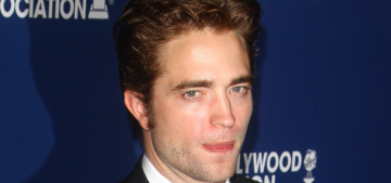 Robert Pattinson is quietly dating English singer FKA Twigs: interesting?