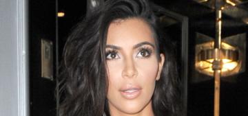 Kim Kardashian's London street style: tragic, unflattering or not all that bad?