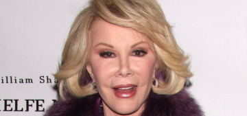 Joan Rivers has passed away at the age of 81 in New York