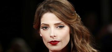 Ashley Greene in Antonio Berardi & McQueen in Venice: lovely or terrible?