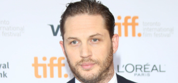 Tom Hardy premieres 'The Drop' at TIFF: looking good or not so much?