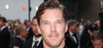 Benedict Cumberbatch talks homophobia, politics & Alan Turing at TIFF