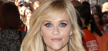 Reese Witherspoon in Dolce & Gabbana at TIFF: stunning or budget?