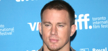 Channing Tatum is probably going to get an Oscar nom for 'Foxcatcher'