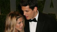 Is Drew Barrymore telling Jennifer Aniston to dump John Mayer?