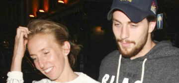 Sam & Aaron Taylor-Johnson had a date-night at Chiltern Firehouse: cute?