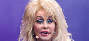 Dolly Parton: 'I'm proud of my hillbilly, white trash background'
