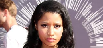 Nicki Minaj angst tweets after alma mater didn't let her guest speak