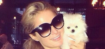 Paris Hilton bought a $13,000 Pomeranian puppy: ridiculous or adorable?