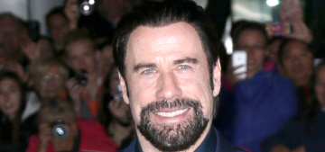 John Travolta: Daniel Day-Lewis wanted to play Vincent Vega in 'Pulp Fiction'