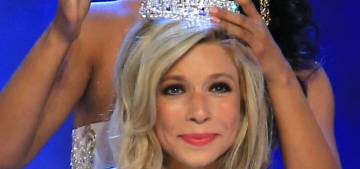 Miss NY Kira Kazantsev won the 2014 Miss America pageant: good choice?
