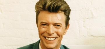 Did David Bowie sleep with Marianne Faithfull & Elizabeth Taylor?
