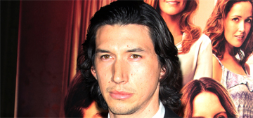 Adam Driver vs Timothy Olyphant at an LA premiere: who'd you rather?