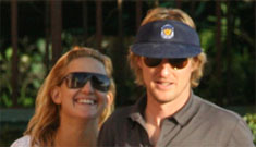 Owen Wilson's friends & family worried Kate Hudson will mess with him