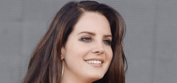 Lana Del Rey cancels European tour dates but keeps her social life intact