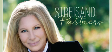 Barbra Streisand's CD tops iTunes, Amazon following Tonight Show appearance