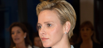 Princess Charlene has been 'depressed, isolated & sad' during her pregnancy