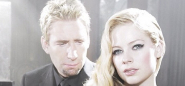 Has Chad Kroeger been telling people that he & Avril Lavigne will divorce?