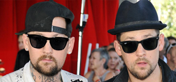 Benji Madden: 'The fact that I'm an upright guy won't get clicks on websites'