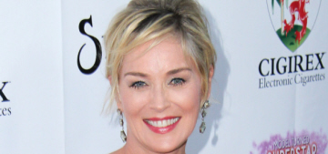 Sharon Stone is an absurdly narcissistic diva, claims Italian producer