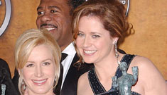 Office co-stars Jenna Fischer and Angela Kinsey are BFFs