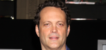 Vince Vaughn really is going to do 'True Detective' Season 2: shocking?