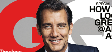 Clive Owen gets existential with GQ, says 'nothing' happens after we die