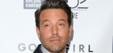 Ben Affleck claims 'Gone Girl' satirizes cable news' true crime obsession
