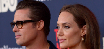 Why didn't Brad Pitt & Angelina Jolie attend George Clooney's wedding?