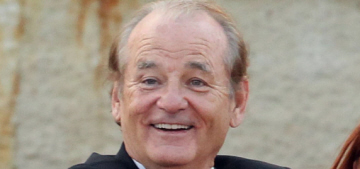 """""""Bill Murray had the best time ever at the Alamooney wedding"""" links"""