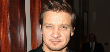 Jeremy Renner: 'Information should be earned. What is actually earned today?'