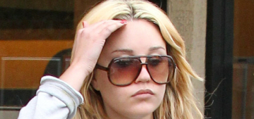 Amanda Bynes was arrested (again) for a DUI after her conservatorship ended