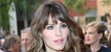 Radar: Jennifer Garner flipped out when Matt Damon skipped GG premiere